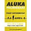 Aluka Aluka Gaas 16 x 16 x 1,20 mm Gepoedercoat gaas (Zwart) 25m