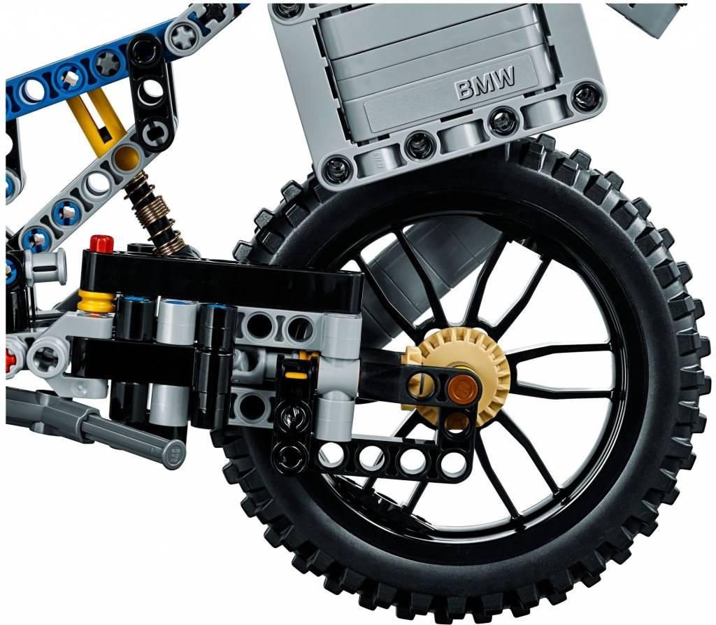 Lego Technic 2 In 1 Bmw R 1200 Gs Adventure 42063 Cwjoost