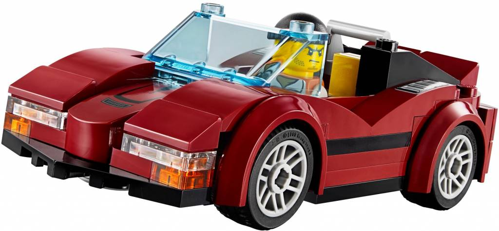 Lego – City – Police High-Speed Chase – 60138 - CWJoost