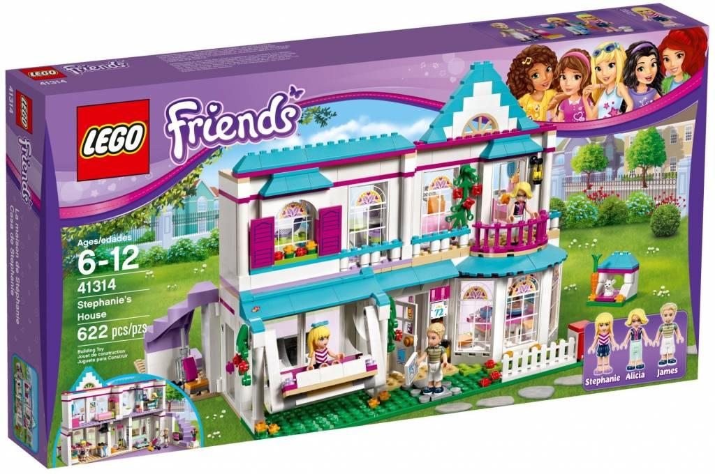 Lego u friends u stephanie s house u  cwjoost