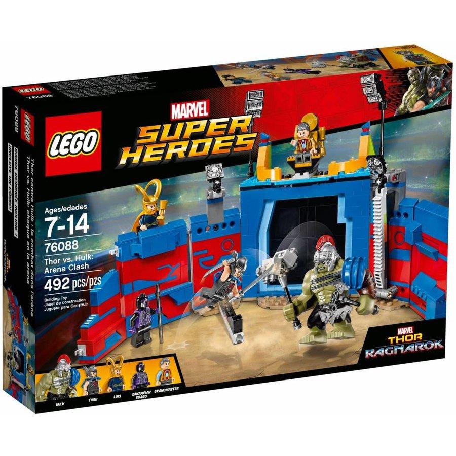 lego marvel superheroes thor vs hulk arena clash 76088 cwjoost