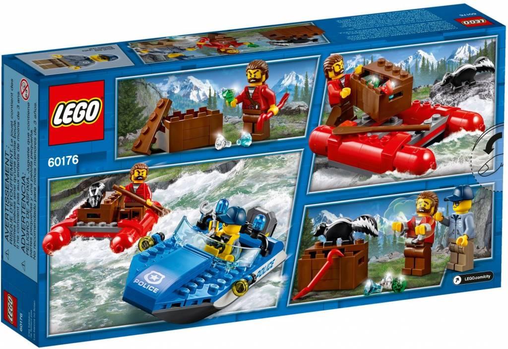 LEGO - City - Wild River Escape - 60176 - CWJoost