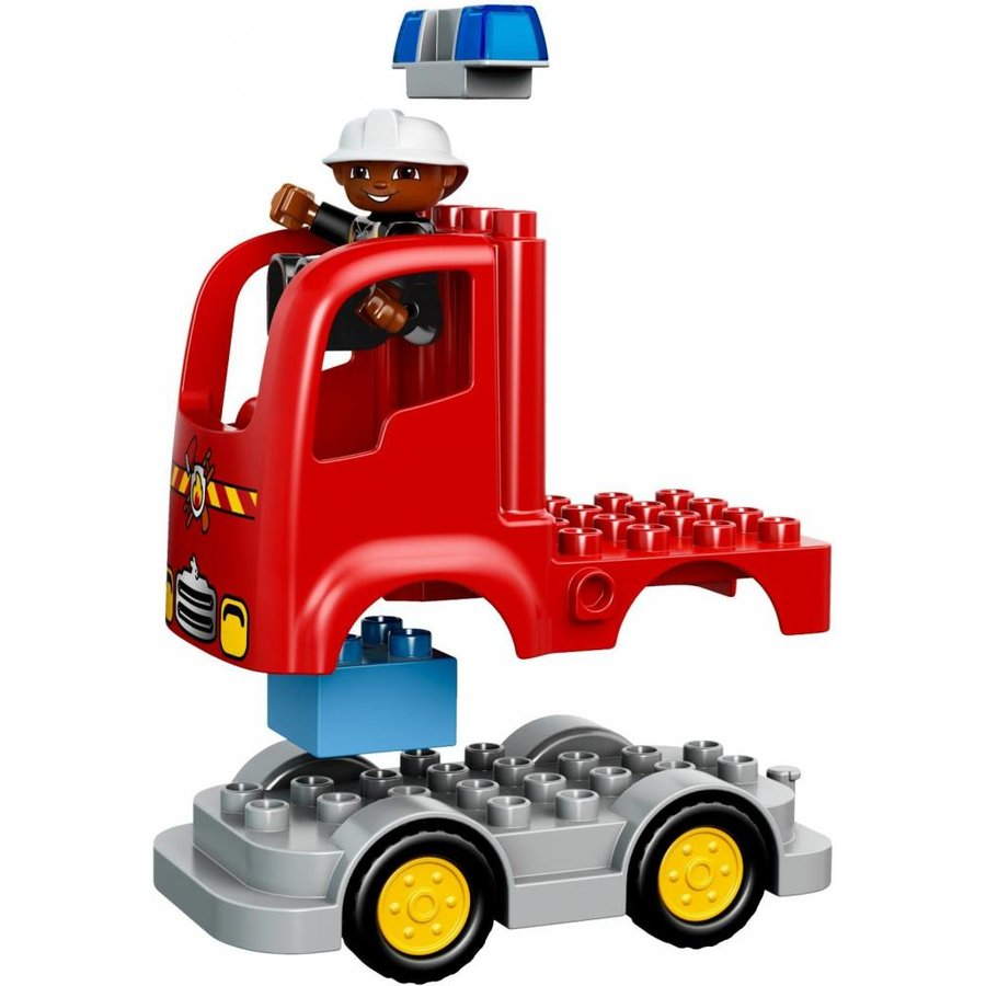 Duplo Fire Truck Best Image Of Lego 5682 10592 Cwjoost