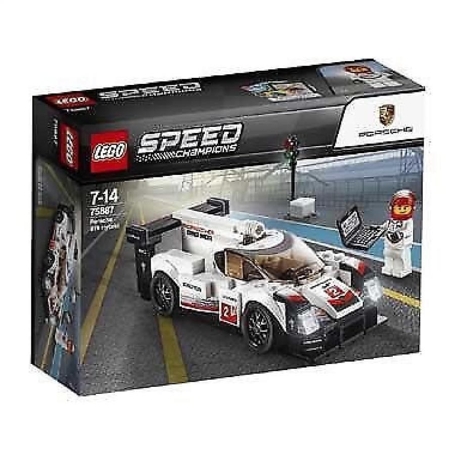 LEGO - Speed Champions - Porsche 919 Hybrid - 75887