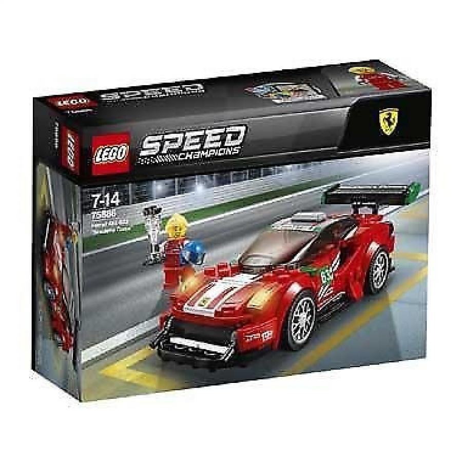 LEGO - Speed Champions - Ford Fiesta M-Sport WRC - 75886