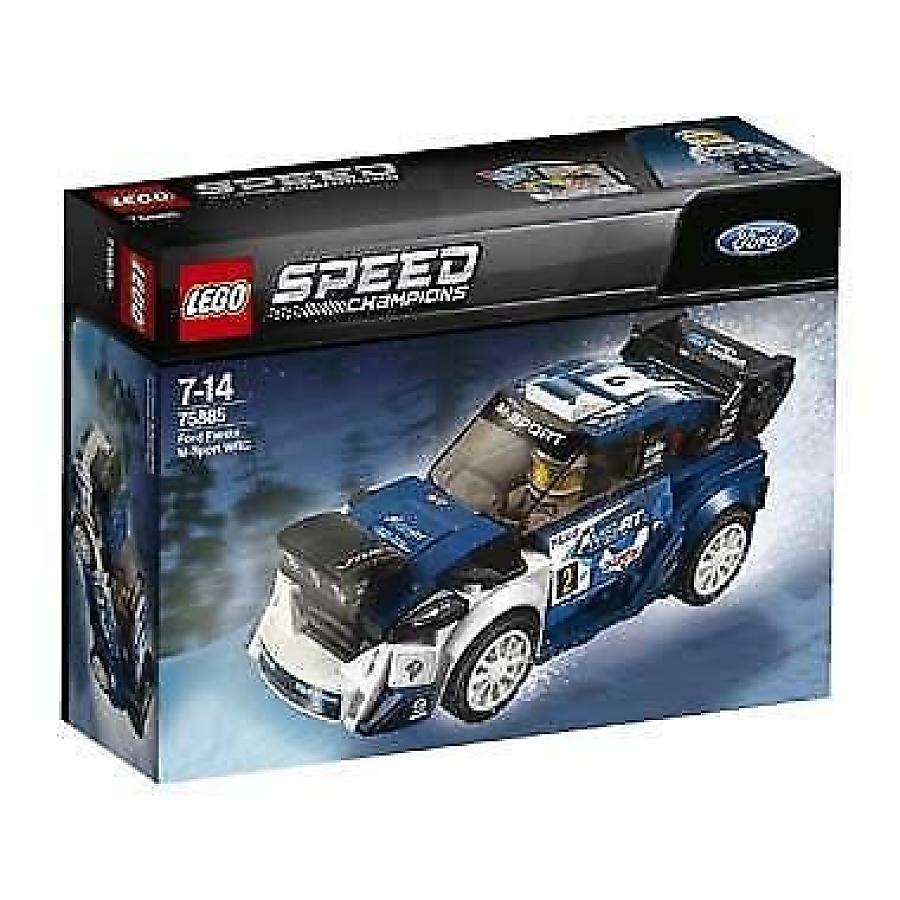 LEGO - Speed Champions - Ford Fiesta M-Sport WRC - 75885