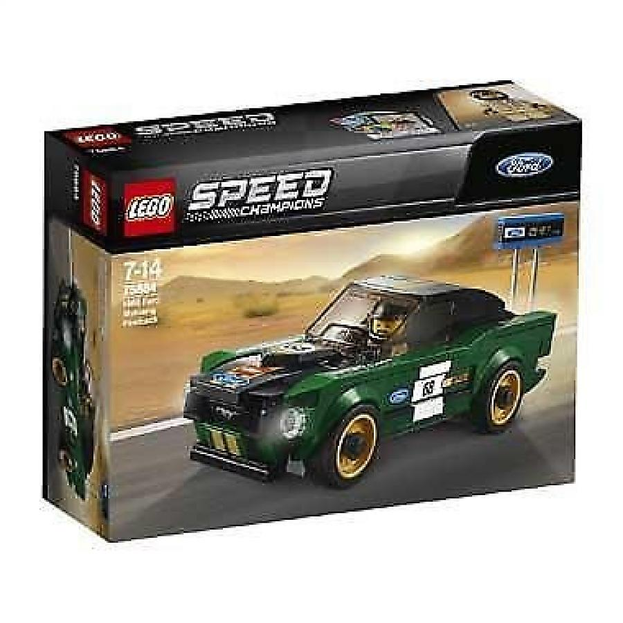 LEGO - Speed Champions - Ford Mustang Fastback -75884