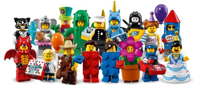 LEGO Collectible Minifiguren Serie 18