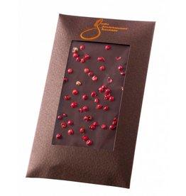 Goethe Chocolaterie Goethe Chocolaterie - Pure Chocolade met Roze Peper