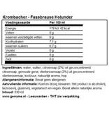 Krombacher Krombacher - Fassbrause Vlierbessen