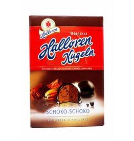 Halloren Halloren Kugeln Dubbel Chocola