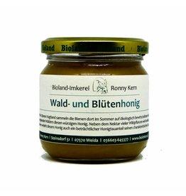 Bioland Imkerei Bio Woud-en Bloemenhoning