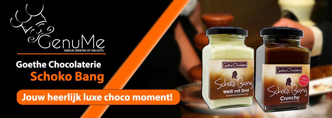 Schoko Bang - Goethe Chocolaterie