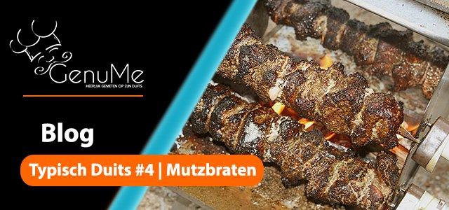 Typisch Duits Eten #4 - Mutzbraten