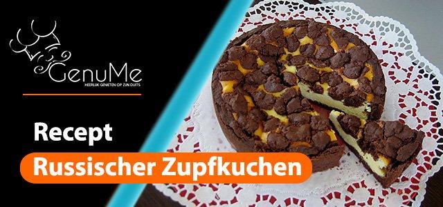Typisch Duits Eten #5 - Russischer Zupfkuchen