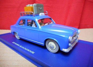 Miniatures Peugeot