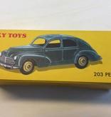 Dinky Toys Miniatuur Peugeot 203