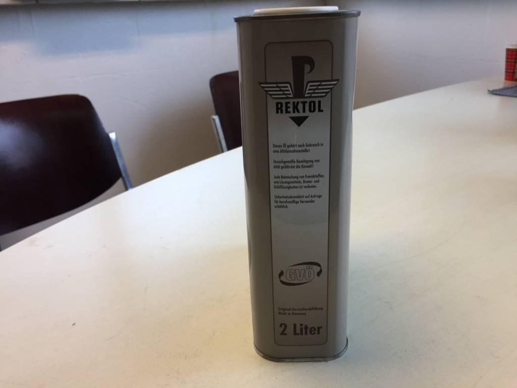 Rektol Versnellingsbakolie GEAR 100 SAE 140 APH008