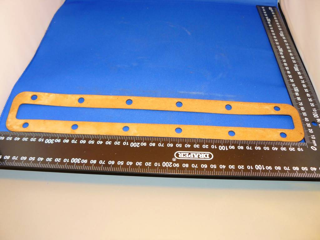 Sidecover gasket 203