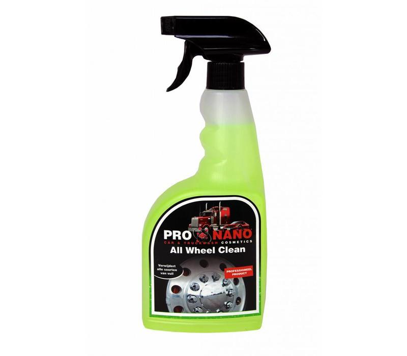 All Wheel Clean