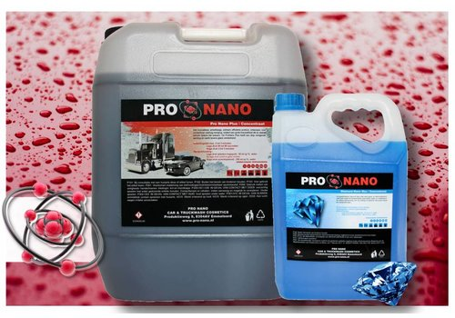 20 liter ProNano Plus & 5 liter GRATIS Diamond Nano Wax