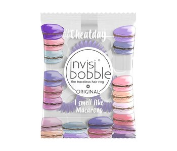 invisibobble Cheat Day Scented Macaron Mayhem