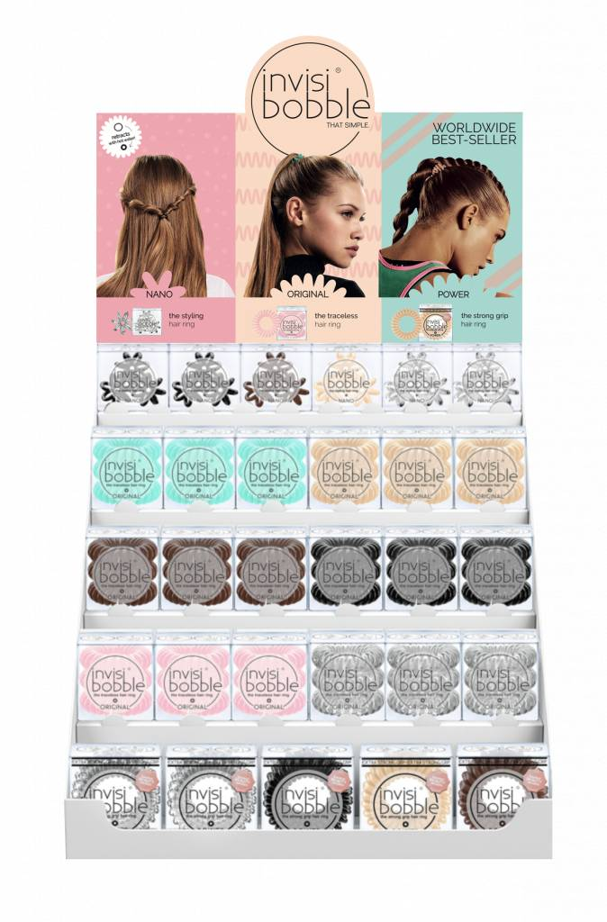 invisibobble® MIXED Starter Set