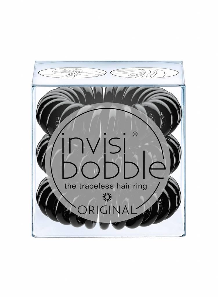 invisibobble® ORIGINAL True Black 6-Box