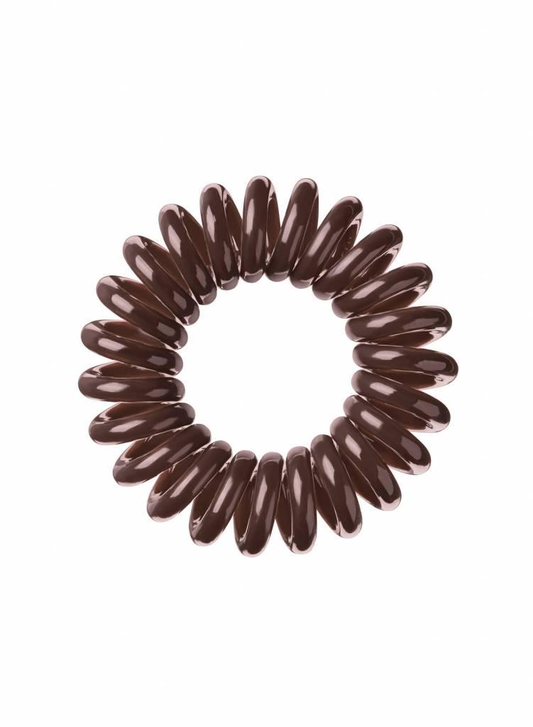 invisibobble® ORIGINAL Pretzel Brown 6-Box