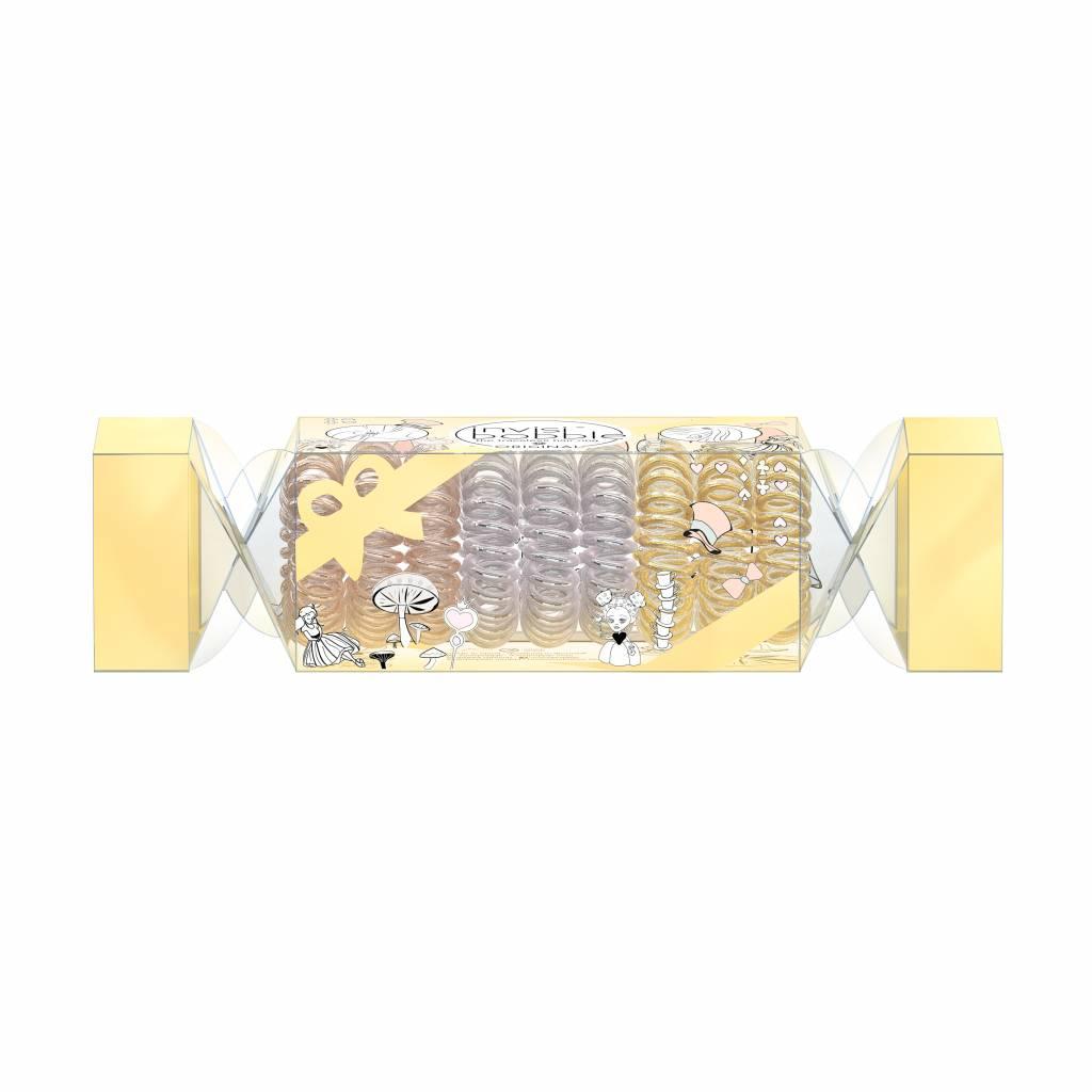 invisibobble® Christmas Cracker TRIO - 6-Box