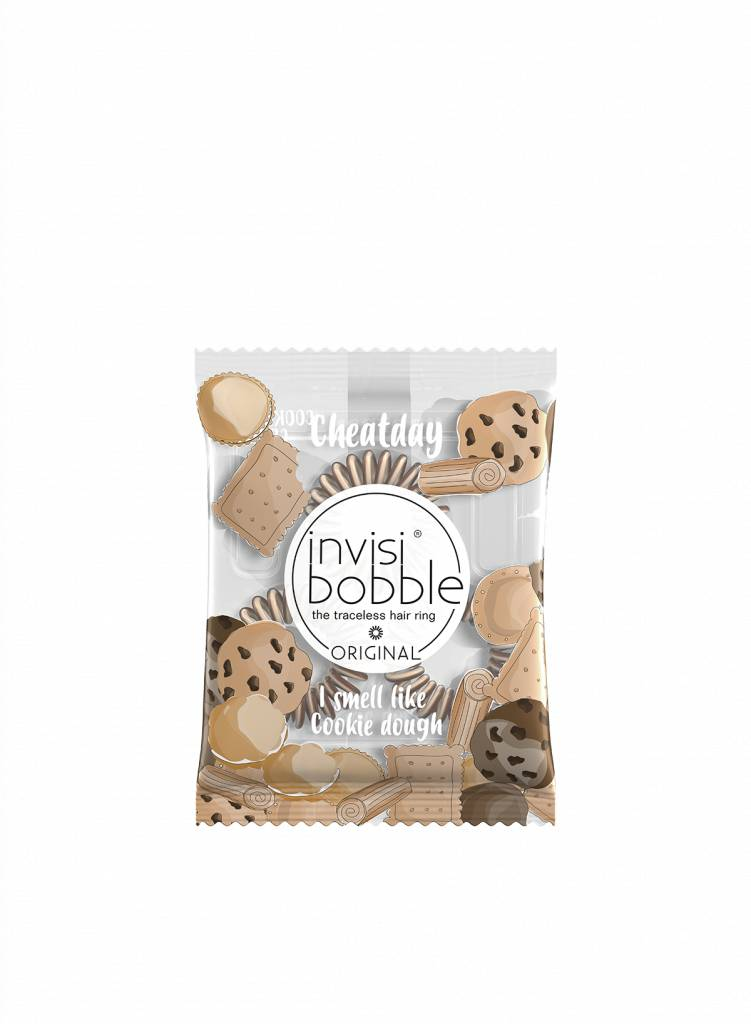 invisibobble® Cheatday Cookie Dough Craving 6-box