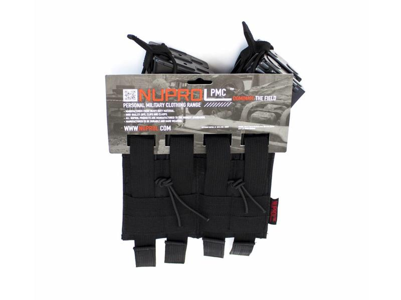 Nuprol PMC AK Double Open Mag Pouch