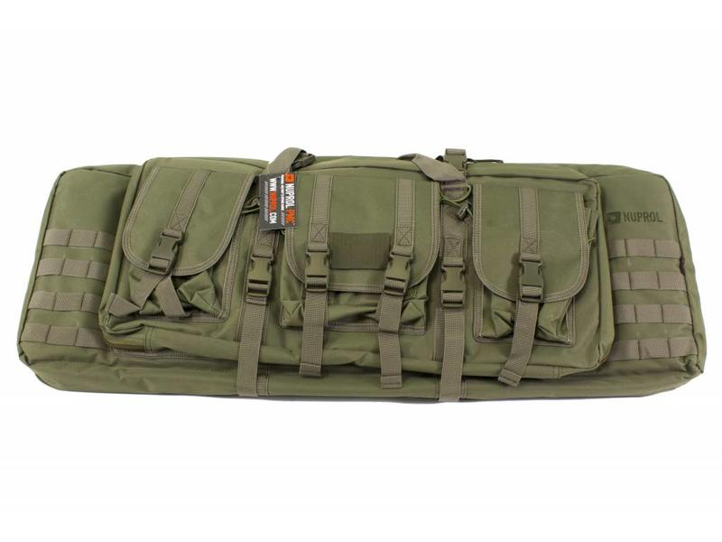 """Nuprol PMC Deluxe Soft Rifle Bag 36"""" Green"""