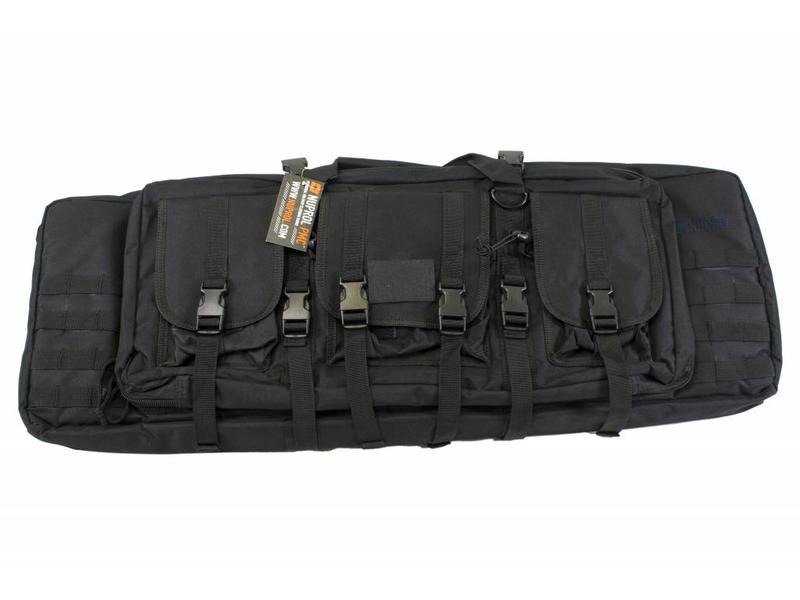 "Nuprol PMC Deluxe Soft Rifle Bag 42"" Black"