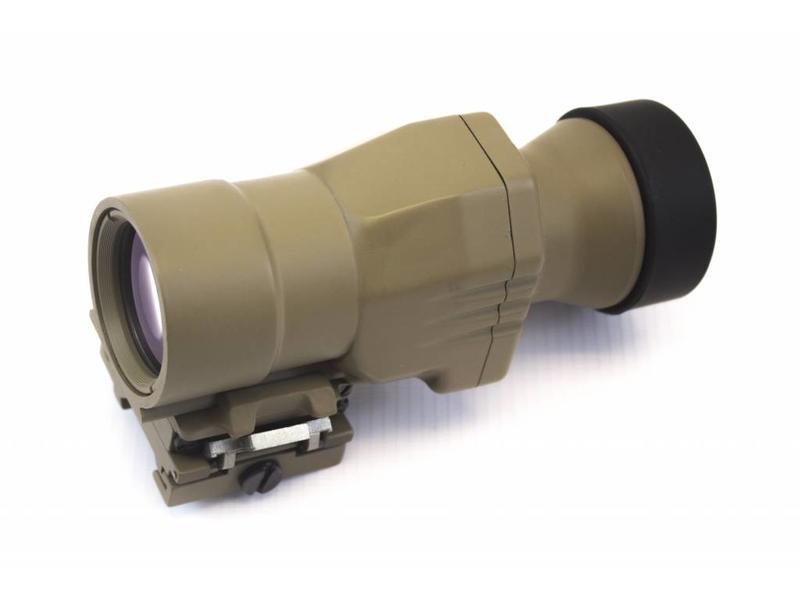 Nuprol Tech 800 4x Magnifier Tan