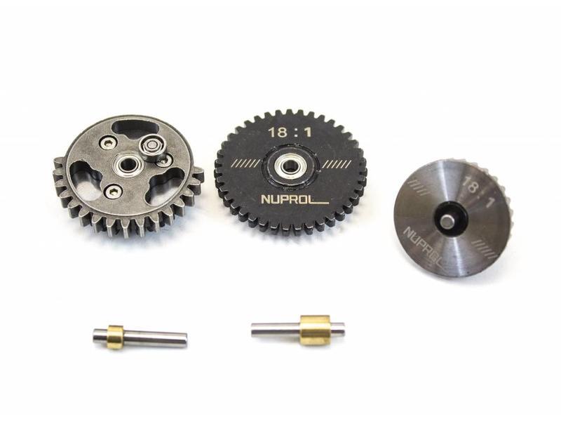 Nuprol 18:1 Gear Set