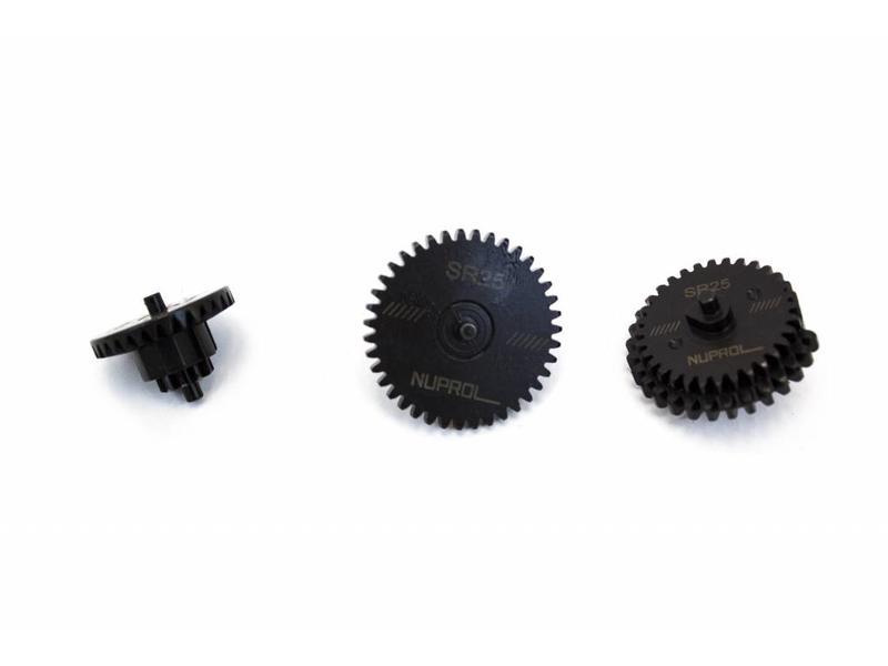 Nuprol Sr25 Gear Set