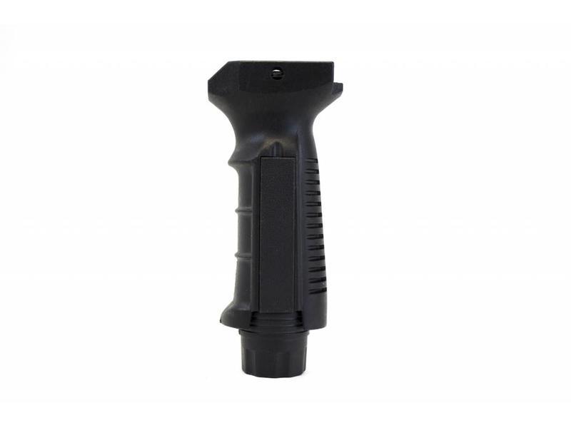 Nuprol Pressure Pad Vertical Grip Black