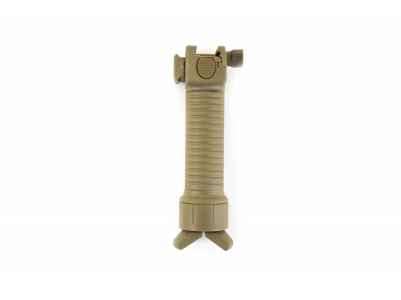 Nuprol Bipod Grip Tan