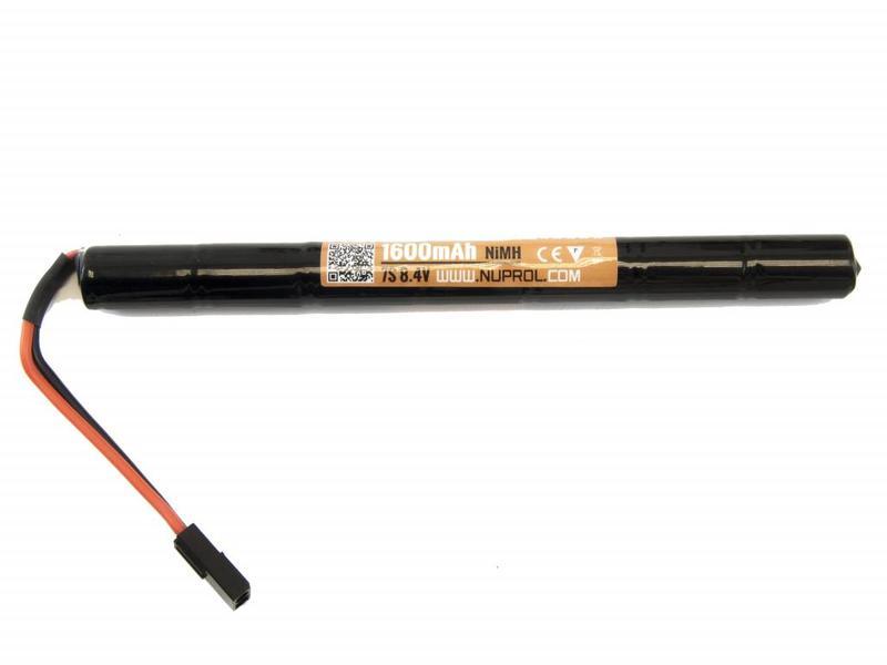 Nuprol Power 1600MAH 8,4V Nimh Stick AK Type