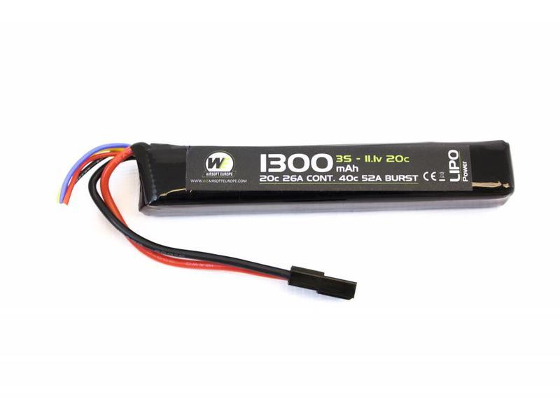 Nuprol Power 1300MAH 11.1V 20C Stick Type