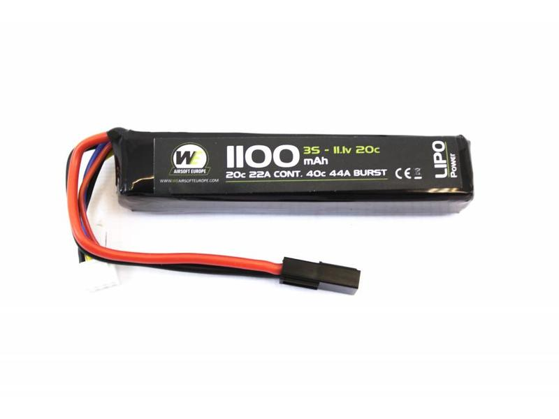 Nuprol Power 1100MAH 11.1V 20C Stick Type