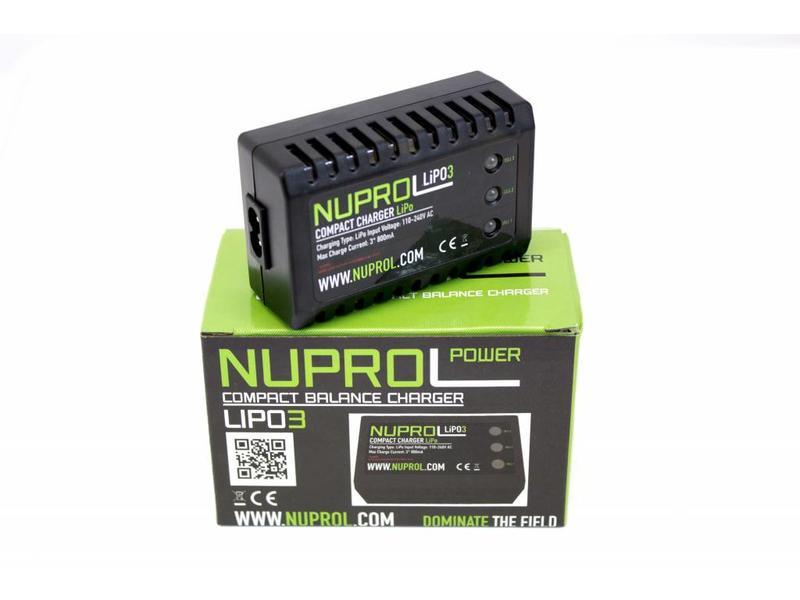 Nuprol L3 Lipo Balance Charger