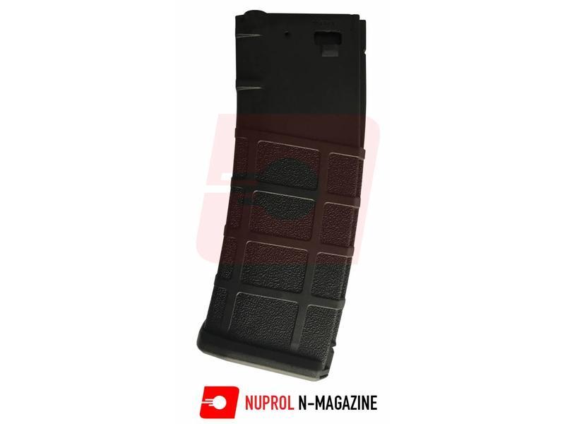 Nuprol N-mag Midcap 30/125 rds Black