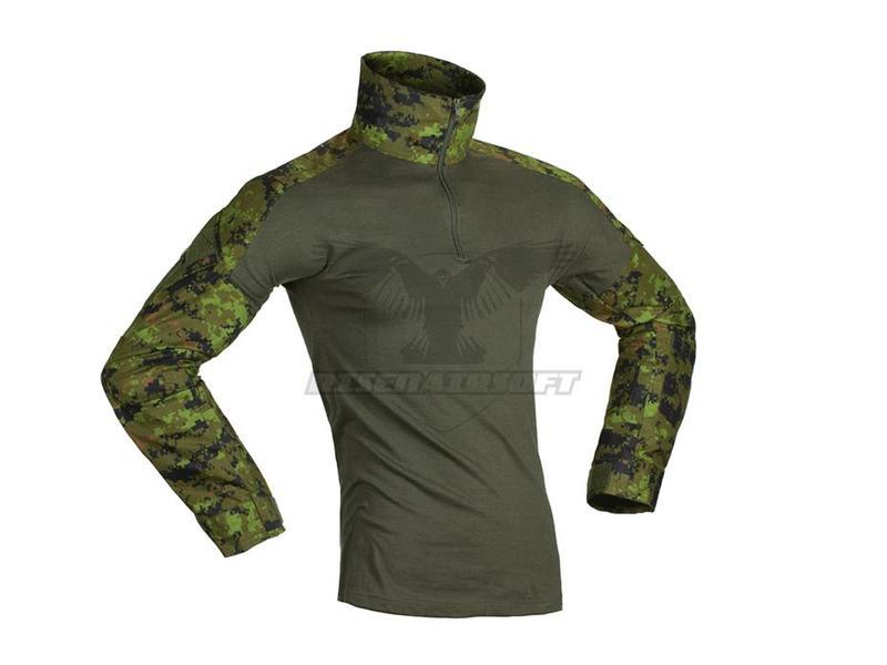 Invader Gear Combat Shirt CAD