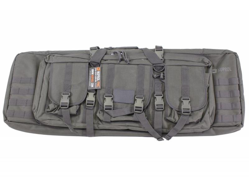 """Nuprol PMC Deluxe Soft Rifle Bag 36"""" Grey"""