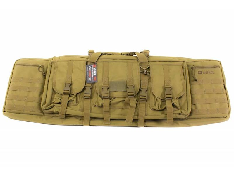 """Nuprol PMC Deluxe Soft Rifle Bag 42"""" Tan"""