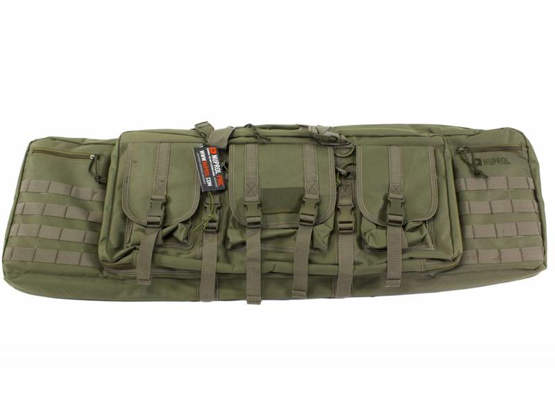 """Nuprol PMC Deluxe Soft Rifle Bag 42"""" Green"""