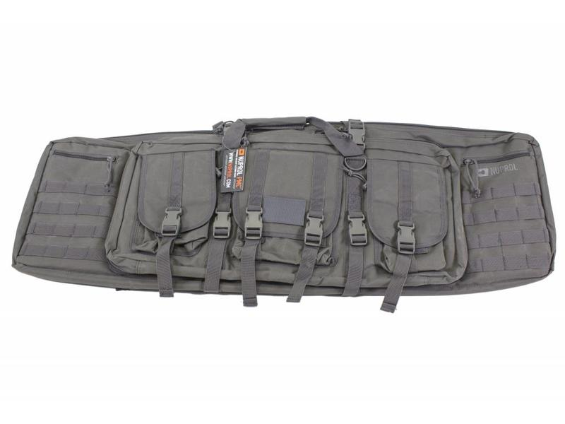 """Nuprol PMC Deluxe Soft Rifle Bag 42"""" Grey"""