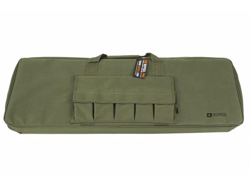"""Nuprol PMC Essentials Soft Rifle Bag 36"""" Grey"""